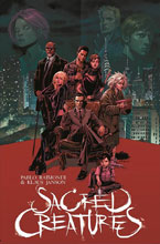Image: Sacred Creatures Vol. 01: A Mixture of Madness SC  - Image Comics