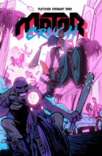 Image: Motor Crush #10 (cover A - Tarr)  [2018] - Image Comics