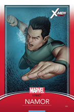Image: X-Men Red #1 (Legacy) (variant Trading Card cover - Christopher) - Marvel Comics