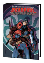 Image: Deadpool: World's Greatest Vol. 04 HC  - Marvel Comics
