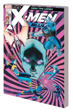 Image: X-Men Blue Vol. 03: Cross Time Capers SC  - Marvel Comics