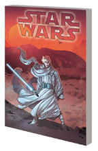 Image: Star Wars Vol. 07: Ashes of Jedha SC  - Marvel Comics