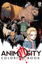 Image: Animosity Coloring Book SC  - Aftershock Comics