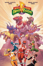 Image: Mighty Morphin Power Rangers Vol. 05 SC  - Boom! Studios