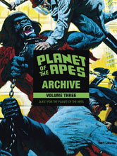 Image: Planet of Apes Archive: Vol. 03 HC  - Boom! Studios