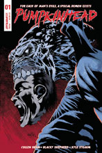 Image: Pumpkinhead #1 (cover A - Jones) - Dynamite