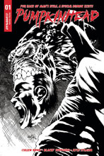 Image: Pumpkinhead #1 (cover F incentive - Jones) (25-copy) - Dynamite