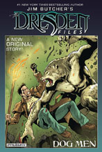 Image: Jim Butcher's Dresden Files: Dog Men HC  - Dynamite