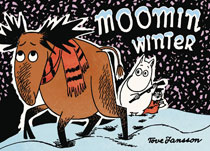 Image: Moomin Winter GN  - Drawn & Quarterly