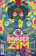 Image: Invader Zim #28 - Oni Press Inc.