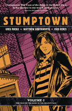 Image: Stumptown Vol. 02: The Case of the Baby in the Velvet Case SC  - Oni Press Inc.