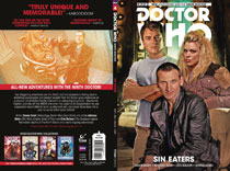 Image: Doctor Who: The Ninth Doctor Vol. 04 - Sin Eaters SC  - Titan Comics