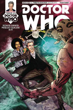 Image: Doctor Who: The 12th Doctor - Year Three #13 (cover A - Shedd) - Titan Comics