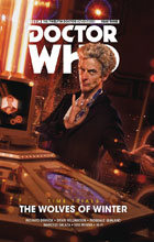 Image: Doctor Who: The 12th Doctor - Time Trials Vol. 02: Wolves of Winter HC  - Titan Comics