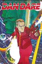 Image: Dan Dare Vol. 01: He Who Dares SC  - Titan Comics