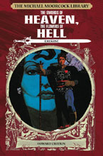 Image: Michael Moorcock Library - Erekose: The Swords of Heaven, the Flowers of Hell HC  - Titan Comics