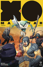 Image: X-O Manowar [2017] #12 (cover C incentive - Olivetti) (20-copy) - Valiant Entertainment LLC