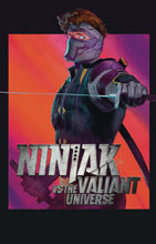 Image: Ninjak vs. Valiant Universe #2 (cover A - Wada) - Valiant Entertainment LLC
