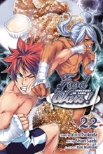 Image: Food Wars!: Shokugeki No Soma Vol. 22 GN  - Viz Media LLC