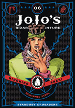 Image: Jojo's Bizarre Adventure: Stardust Crusaders Vol. 06 HC  - Viz Media LLC