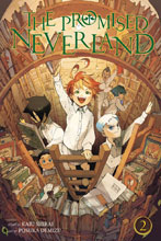 Image: Promised Neverland Vol. 02 GN  - Viz Media LLC