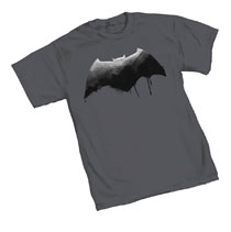 Image: Batman T-Shirt: Movie Symbol II  (M) - Graphitti Designs