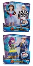 Image: Disney Descendants 2 Fashion Doll 2-Pack Assortment 201701  - Hasbro Toy Group
