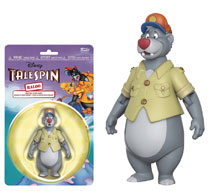 Image: Funko Disney Afternoon Action Figure: Talespin - Baloo  - Funko