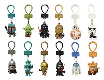Image: Star Wars Figure Hanger 24-Piece Blind Mystery Box Display  - Ucc Distributing