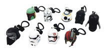 Image: Star Wars Helmet Hanger 24-Piece Blind Mystery Box Display  - Ucc Distributing