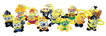 Image: Dreamworks Despicable Me 3 Figure Hanger 24-Piece Blind Mystery Box Display  - Ucc Distributing