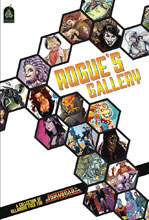 Image: Mutants and Masterminds RPG: Rogue's Gallery Sourcebook HC  - Green Ronin Publishing