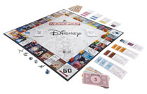 Image: Monopoly Disney Animation Edition Case  - Hasbro Toy Group