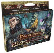 Image: Pathfinder ACG: Occult Adventures Character Deck 2  - Paizo Inc