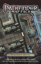Image: Pathfinder Map Pack: Starship Decks  - Paizo Inc