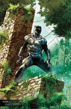 Image: Black Panther #170 (Legacy) (variant cover - Marco Checchetto)  [2018] - Marvel Comics