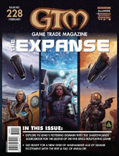 Image: Game Trade Magazine #228 - Diamond Publications