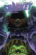 Image: Sharkey the Bounty Hunter #1 (cover A - Bianchi) - Image Comics