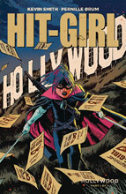 Image: Hit-Girl Season Two #1 (cover A - Francavilla)  [2019] - Image Comics