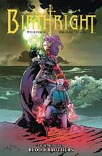 Image: Birthright Vol. 07: Blood Brothers SC  - Image Comics
