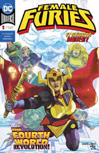 Image: Female Furies #1 (Web Super Special) - DC Comics