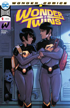 Image: Wonder Twins #1 - DC-Wonder Comics
