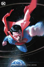 Image: Action Comics #1008 (variant cover - Esad Ribic) - DC Comics
