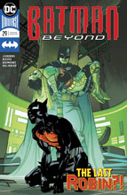 Image: Batman Beyond #29 - DC Comics