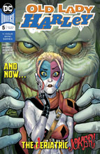 Image: Old Lady Harley #5 - DC Comics