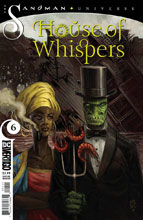 Image: House of Whispers #6 - DC Comics - Vertigo