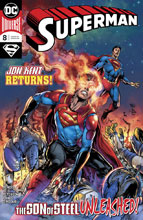 Image: Superman #8 - DC Comics