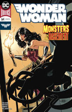 Image: Wonder Woman #64 - DC Comics