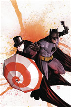 Image: Batman Vol. 09: The Tyrant Wing SC  - DC Comics