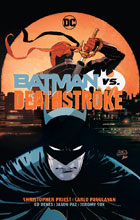 Image: Batman vs. Deathstroke HC  - DC Comics